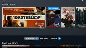 Image for SteamOS 3 leaks, giving us a look at the full Steam Deck UI