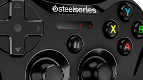 Image for CES 2014: SteelSeries announces wireless 'Stratus' controller for iOS, out today