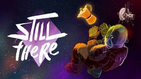 Image for Still There is a sci-fi story about managing a space station, navigating grief