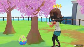 Image for Story of Seasons: Olive Town Egg Hunt   What happens during the festival