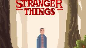 Image for Artist reimagines Netflix hit show Stranger Things as an 8-bit game