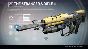 Image for There's a legendary Stranger's Rifle in Destiny: The Taken King - here's how to get it