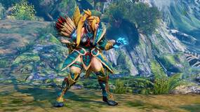Image for Monster Hunter themed costumes are coming to Street Fighter 5 - and they're free