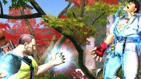 Image for Street Fighter X Tekken gets a little inFamous Vita gameplay footage
