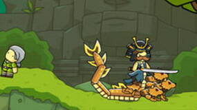Image for Quick shots - new Scribblenauts Unlimited screens are awesome