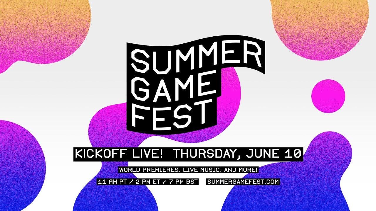 Image for Summer Game Fest 2021 kicks off June 10