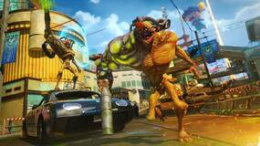 Image for Sunset Overdrive: a brazen new IP with a taste for fun and soda