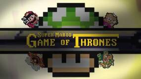 Image for Super Mario Game of Thrones looks rather awesome