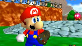 Image for Super Mario 64 mod grants you the Infinity Gauntlet