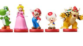 Image for Super Mario Amiibo can be pre-ordered on Nintendo UK, Mario and Peach sold out