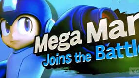 Image for Super Smash Bros. Wii U and 3DS revealed, coming 2014, features Mega Man