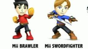 Image for Super Smash Bros out Holiday 2014, Mii and action figure fighters revealed