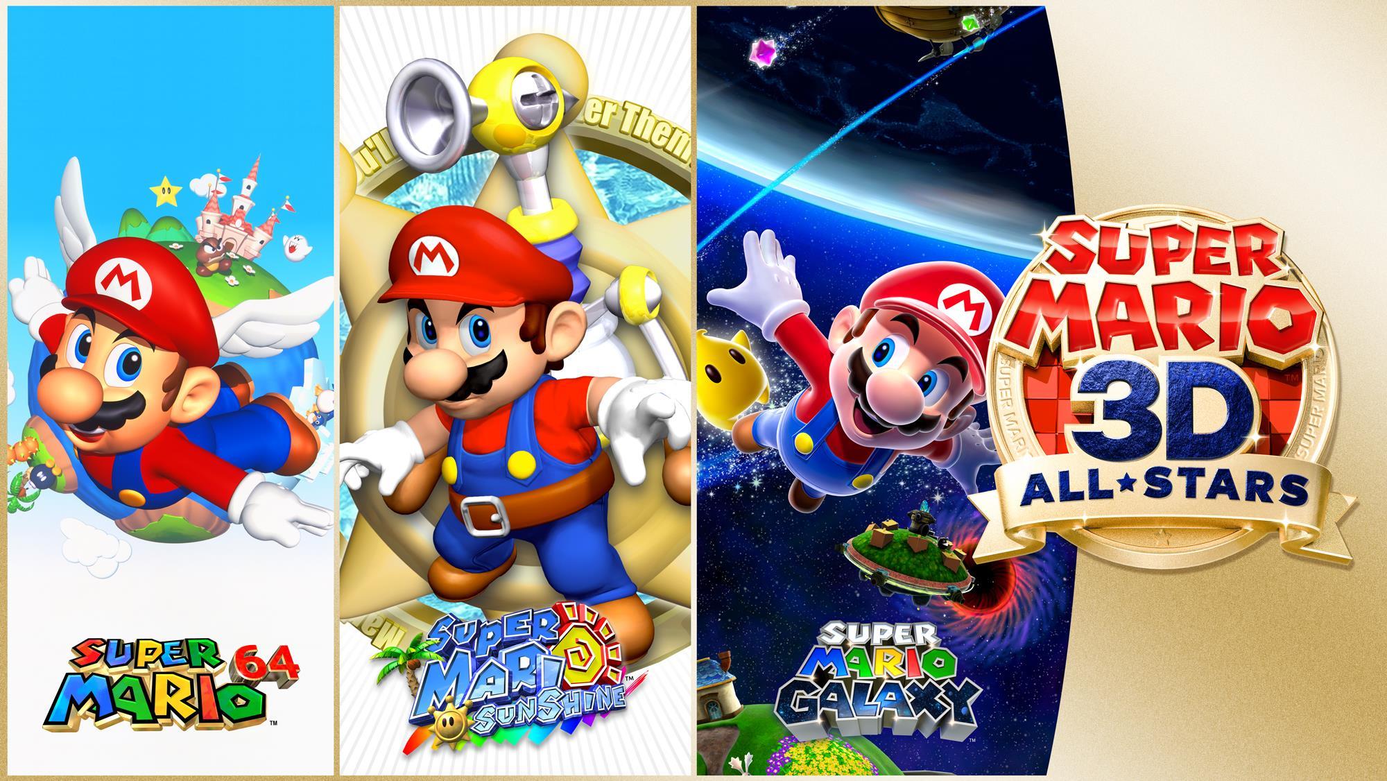 Image for Super Mario 3D All-Stars review: a bare bones wrapper around three stone-cold classics