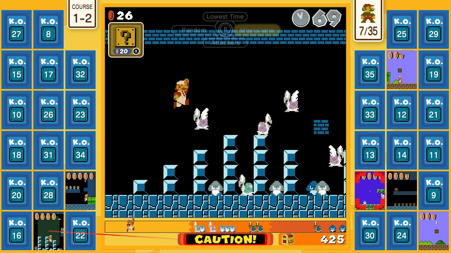 Image for You can play as Luigi in Super Mario Bros. 35