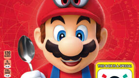 Image for Yes, Super Mario Cereal is a thing and the box functions as an amiibo