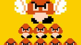 Image for See some of the original graph paper Super Mario Bros. designs