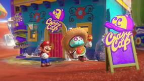 Image for You can now pre-load Super Mario Odyssey on Switch