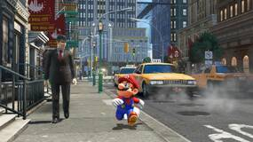 """Image for Dropping Mario into a """"normal"""" environment like New Donk City in Super Mario Odyssey had Miyamoto """"worried"""""""