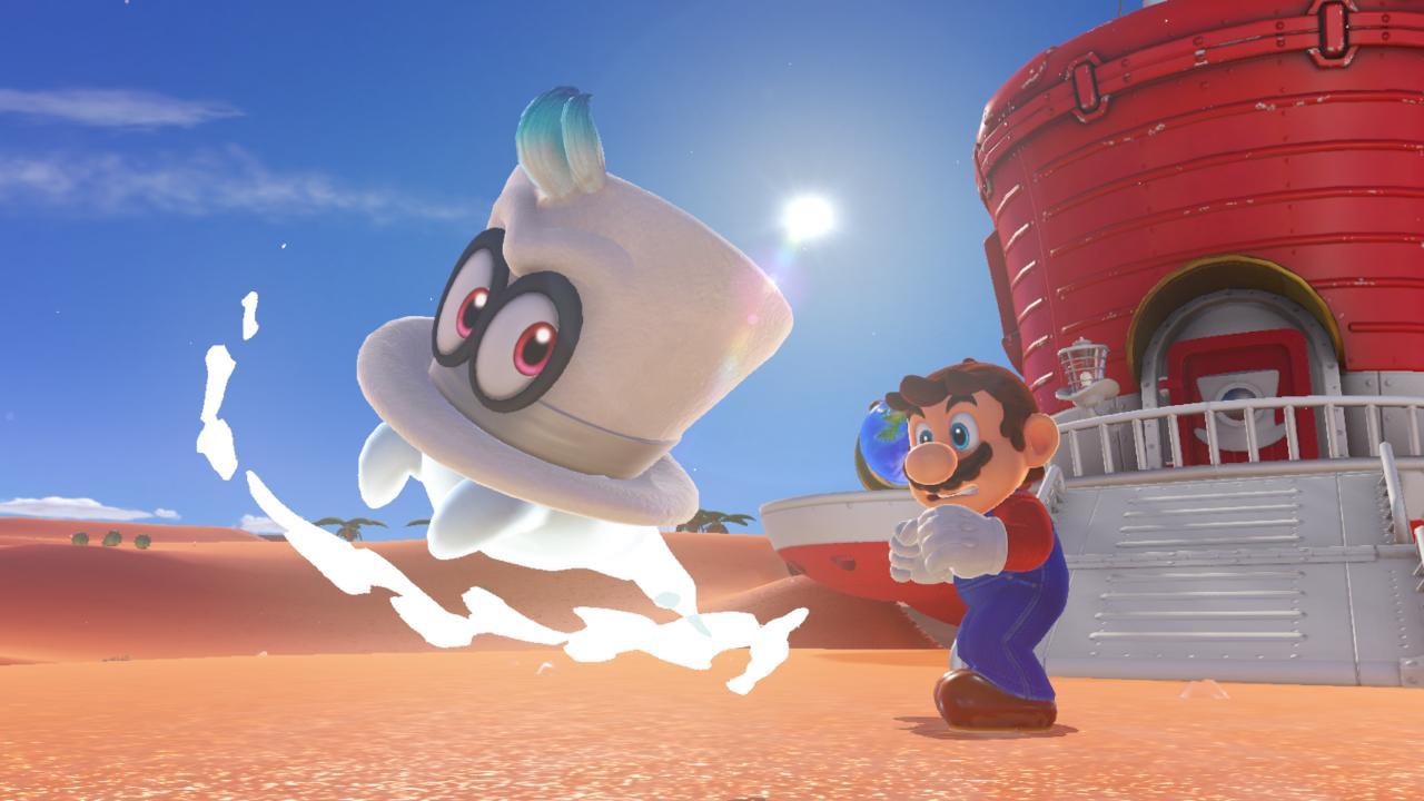 Image for Super Mario Odyssey datamine reveals five unreleased costumes
