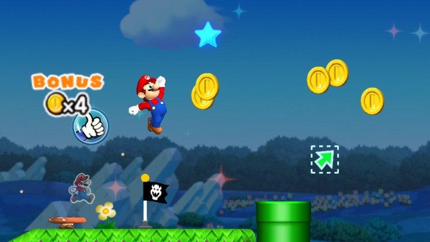 Image for Watch as Miyamoto eats a hamburger and plays Super Mario Run