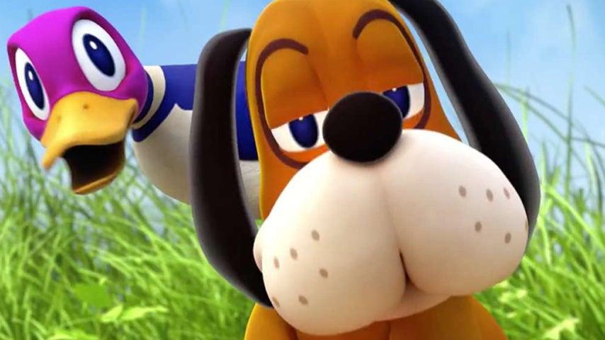 Image for Super Smash Bros. Wii U Amiibo files suggest Duck Hunt Duo inbound - rumour