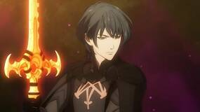 Image for Byleth from Fire Emblem: Three Houses joins Super Smash Bros. Ultimate today