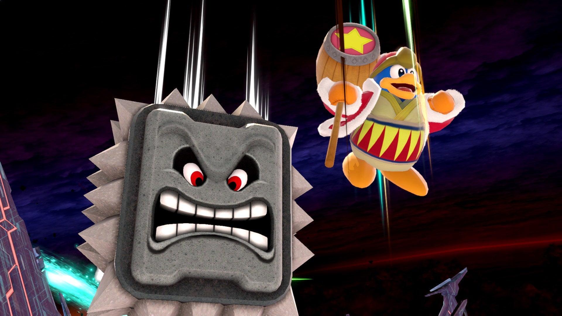 Image for Super Smash Bros. Ultimate: Smash World, Adventure Mode, assist trophies, online, matchmaking, more