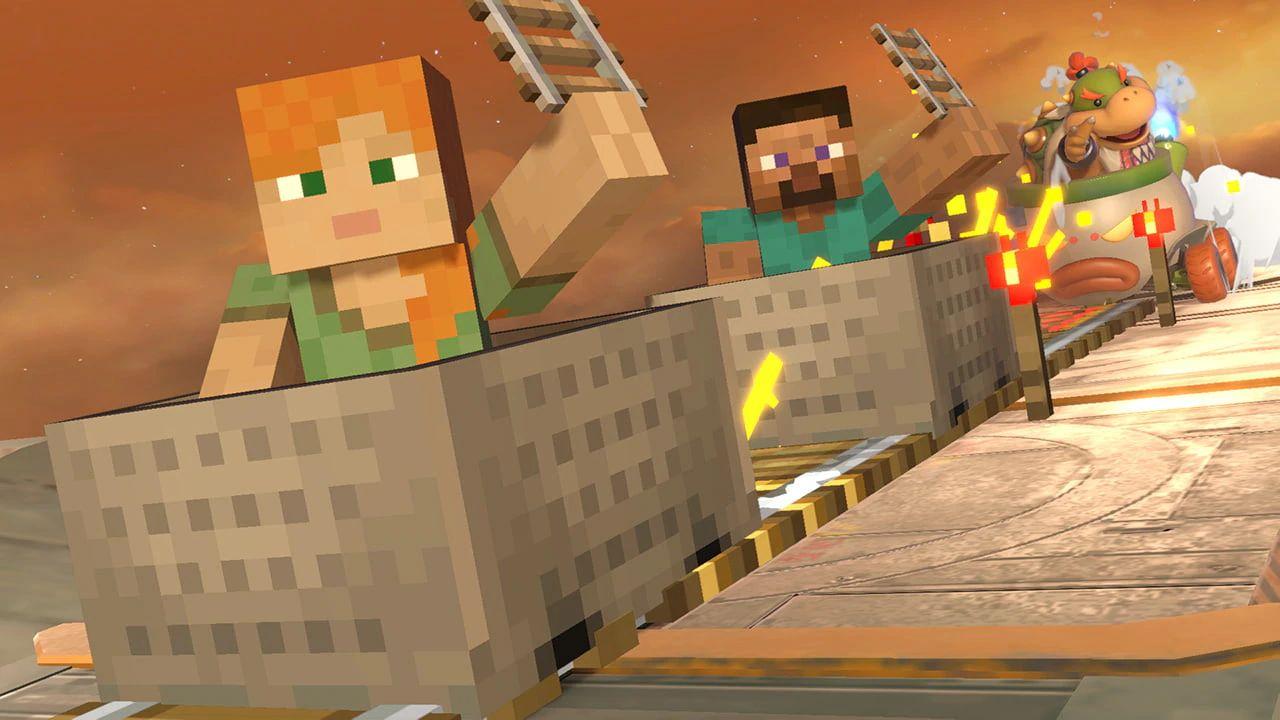 "Image for Super Smash Bros. Ultimate: Sakurai presents ""Steve & Alex"" - watch it here"