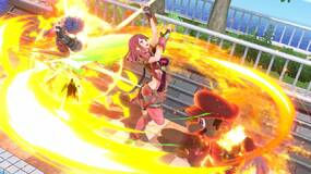 Image for Pyra/Mythra arrive in Super Smash Bros. Ultimate today