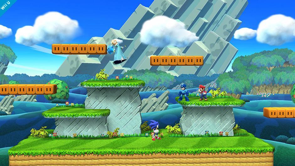 Image for Super Smash Bros. Wii U gets Mario stage