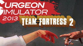 Image for Surgeon Simulator 2013 adds Team Fortress 2's Medic and Heavy