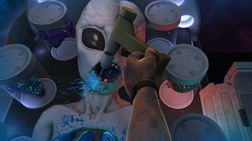 Image for Surgeon Simulator iPad alien DLC coming soon