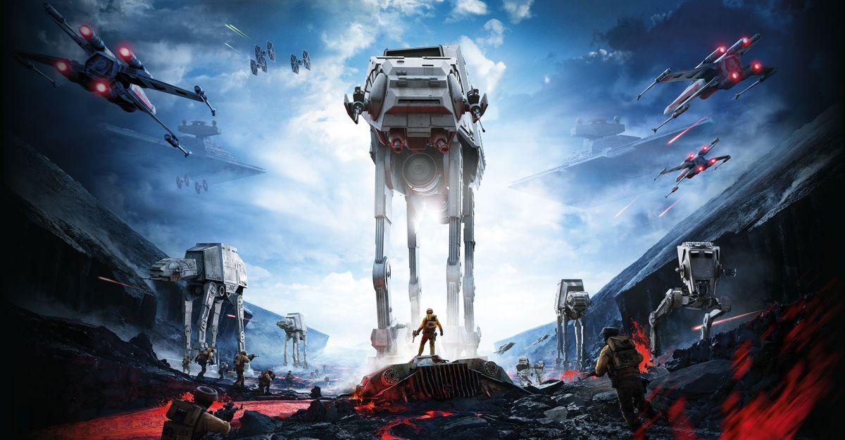 Image for Star Wars: Battlefront website notes November 17 release, teaser video and first image hit