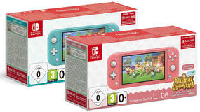 Image for The best Nintendo Switch Lite Black Friday bundles are at Amazon UK right now