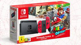 Image for Amazon unveils cheapest Nintendo Switch deal of Black Friday 2017