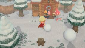 Image for Animal Crossing New Horizons will let you set your region, so you can match your seasons to the real world