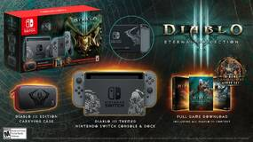 Image for Win a Diablo 3 Eternal Collection Switch console bundle!