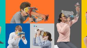 Image for Nintendo Labo VR is basic, but it's immediately more fun than its expensive peers