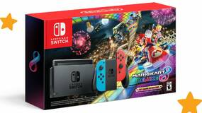 Image for That Nintendo Switch bundle with Mario Kart 8 is now available for $300
