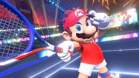 Image for Mario Tennis Aces arrives on Switch this spring