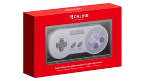 Image for The Nintendo Switch Online SNES controller is back in stock