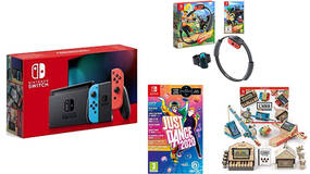 Image for Here's a couple of brilliant new Nintendo Switch Black Friday bundle deals