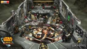 Image for Star Wars Pinball: Heroes Within pack includes four instead of three tables