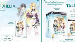 Image for Tales of Xillia 'Day One' and Collector's Editions dated & detailed