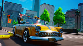 Image for Crazy Taxi spiritual successor Taxi Chaos launching in February