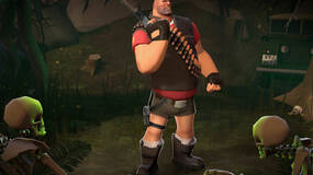 Image for You can now wear Lara Croft's short shorts in Team Fortress 2