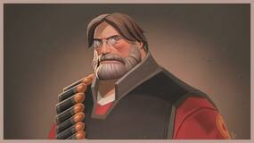 Image for Team Fortress 2 - you can play a Heavy with Gabe Newell's face