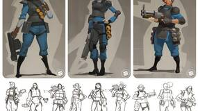 Image for Here's the female Team Fortress 2 character concepts that never made it into the game