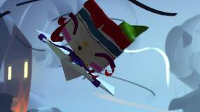 Image for Tearaway Unfolded coming to PS4, DualShock 4 light bar grows plants, wakes creatures