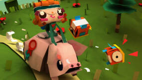 Image for Tearaway: the best reason to own a PS Vita?